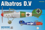 EDK8408 1/48 Albatros D.V - Weekend